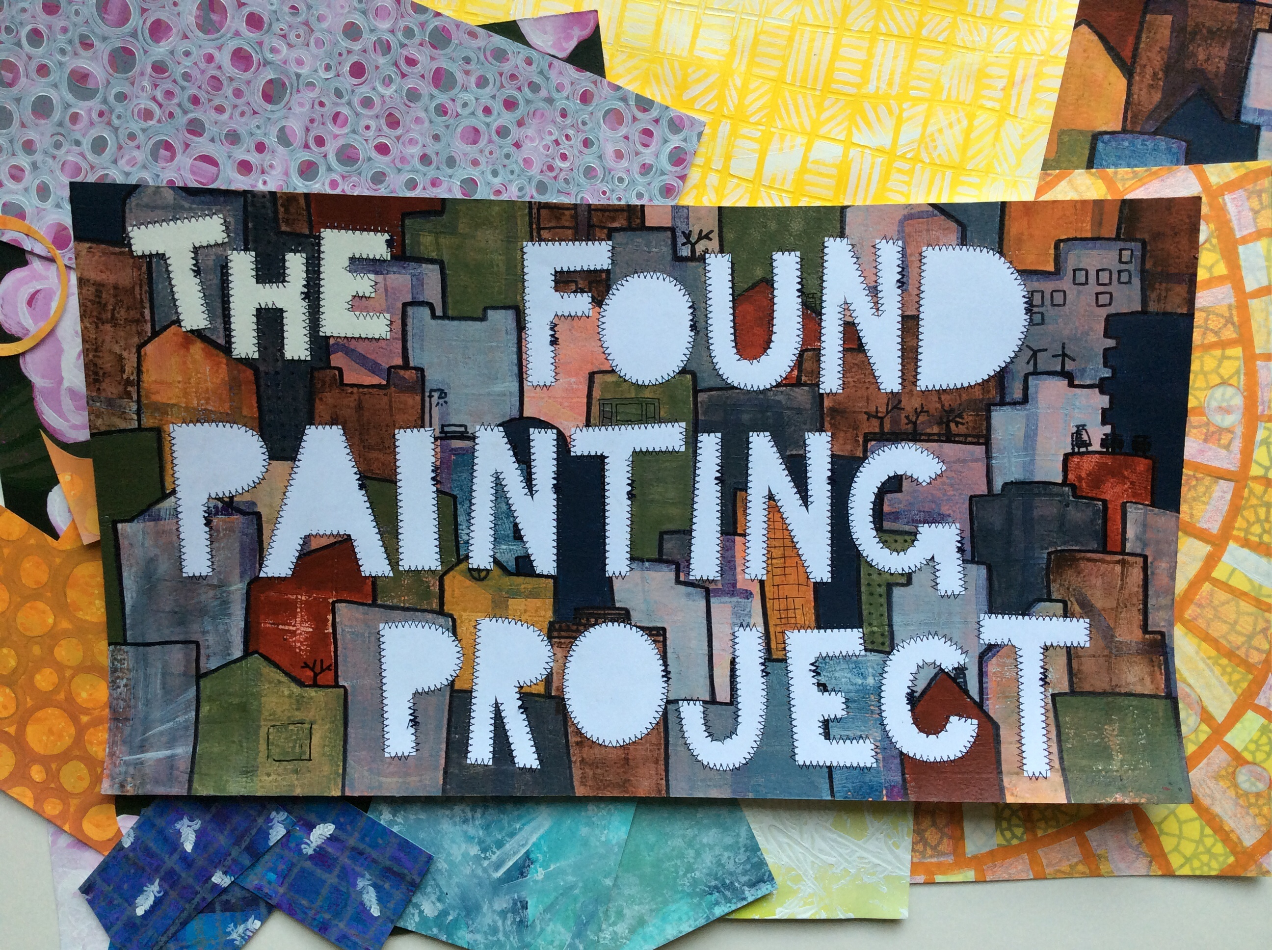 The Found Painting Project